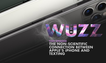 Weekly WUZZ: A Look Back on the New iPhone