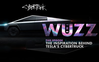 Weekly WUZZ: The Inspiration Behind Tesla's Cybertruck
