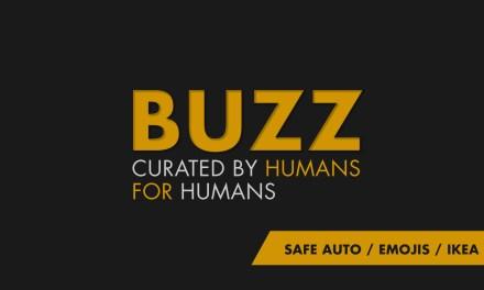 Weekly Buzz: Safe Auto, Emojis & IKEA