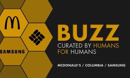 Weekly Buzz: McDonald's, Columbia & Samsung