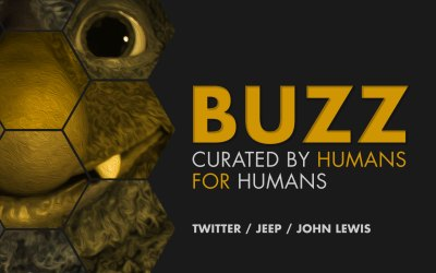 Weekly Buzz: Twitter, Jeep & John Lewis