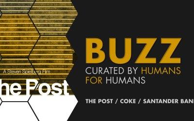 Weekly Buzz: The Post, Coke & Santander Bank
