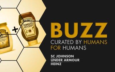 Weekly Buzz: SC Johnson, Under Armour & Heinz