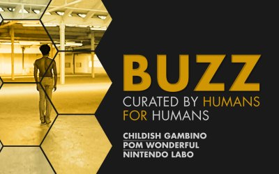 Weekly Buzz: Childish Gambino, POM & Nintendo