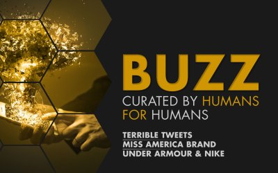 Weekly Buzz: Terrible Tweets, Miss America & Under Armour Vs Nike