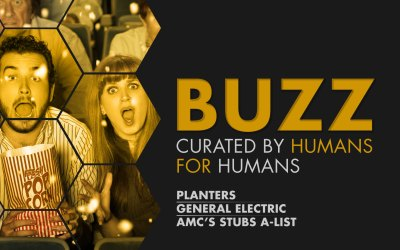 Weekly Buzz: Planters, General Electric, & AMC's Stubs A-List