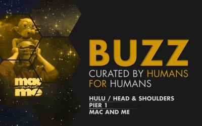 Weekly Buzz: Hulu, Pier 1, & Mac and Me