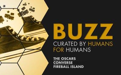 Weekly Buzz: The Oscars, Converse, & Fireball Island