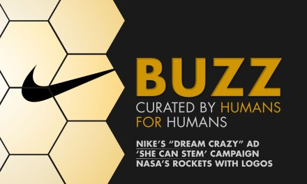"Weekly Buzz: Nike's ""Dream Crazy"", She Can STEM, & NASA"