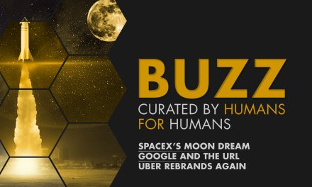Weekly Buzz: SpaceX's Moon Dream, Google and the URL, & Uber Rebrands Again