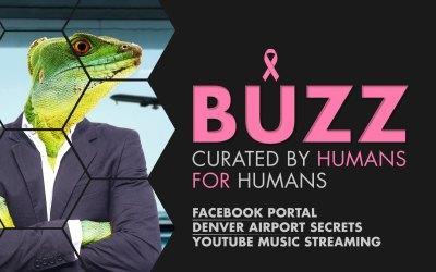 Weekly Buzz: Facebook Portal, Denver Airport, & YouTube Music