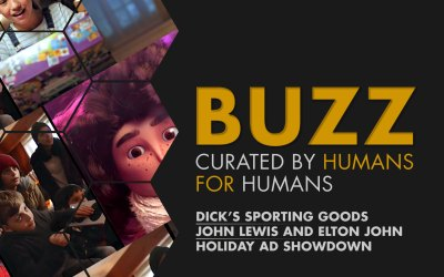 Weekly Buzz: DICK'S, John Lewis, & Holiday Ad Showdown