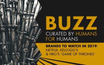 Weekly Buzz: Netflix, Kellogg's, & HBO's Game Of Thrones