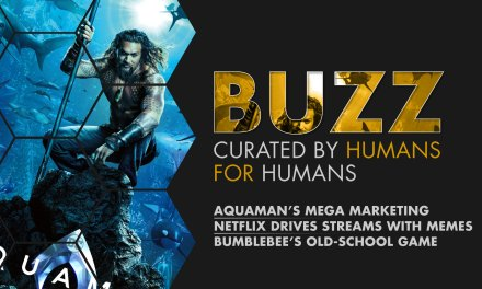 Weekly Buzz: Aquaman, Bird Box Memes, & Bumblebee's Old-School Game