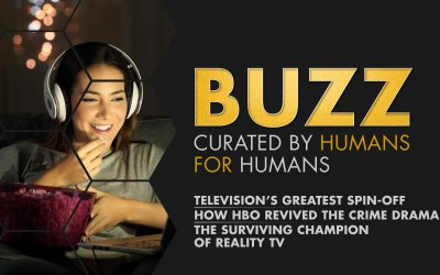 Weekly Buzz: Television's Greatest Spinoff, HBO Revived Crime Shows, Surviving Reality TV
