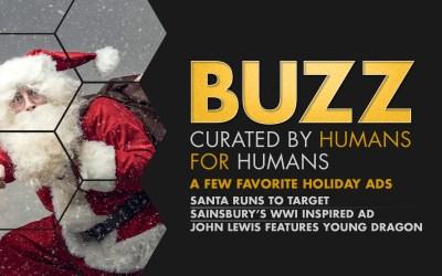 Weekly Buzz: Target, Sainsbury's, & John Lewis
