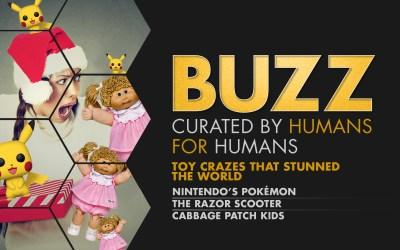 Weekly Buzz: Pokémon, Razor Scooters, & Cabbage Patch Kids