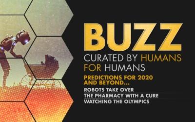 Weekly Buzz: Boston Dynamics, CVS Health, & The 2020 Summer Olympics