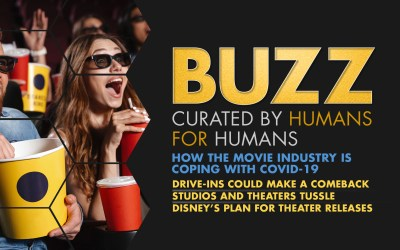 Weekly Buzz: Drive-In Theaters, Trolls World Tour, & Disney