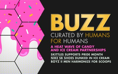 Weekly Buzz: Skittles, Nike, & Daily Harvest