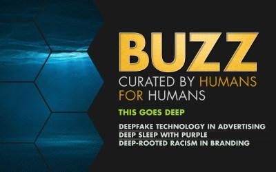 Weekly Buzz: Deepfake, Purple, & Aunt Jemima