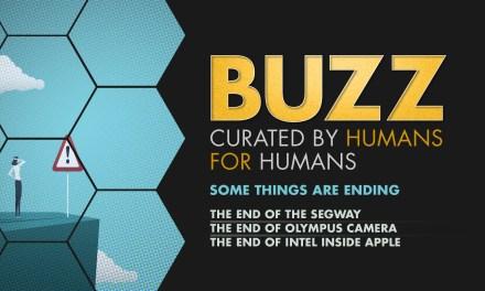 Weekly Buzz: Segway, Olympus, & Apple