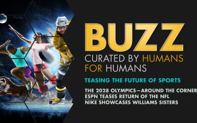 Weekly Buzz: Teasing the Future of Sports