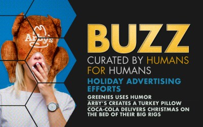 Weekly Buzz: Holiday Advertising Efforts