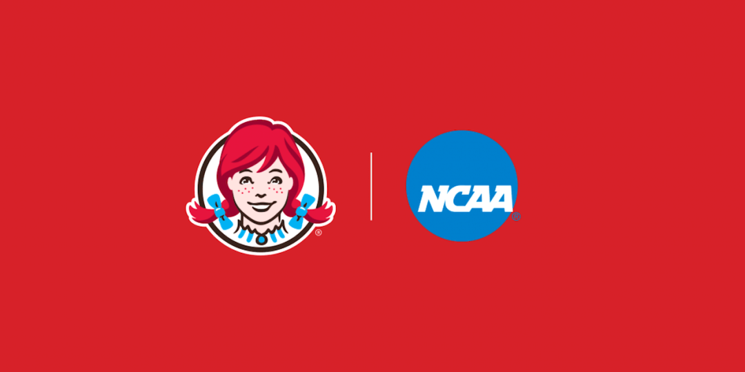 Wendys NCAA March Madness Official Hamburger