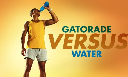 Gatorade Versus Water