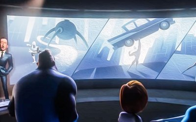 The Incredibles Marketing Machine