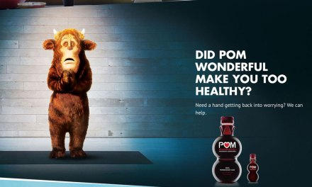 POM Wonderful is Getting Rid of Your Worry Monster