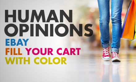 Human Opinions: eBay's Colorful New Campaign