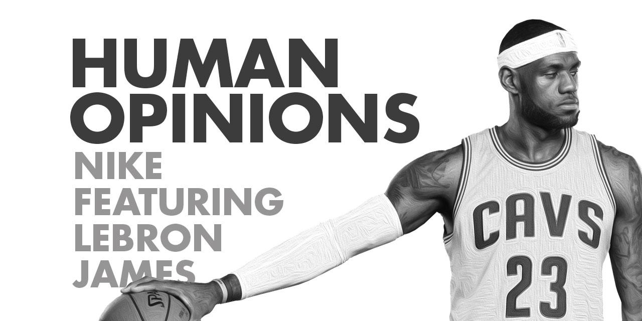 fondo Competir Vigilancia  Human Opinions: Nike's Come Out of Nowhere Ad