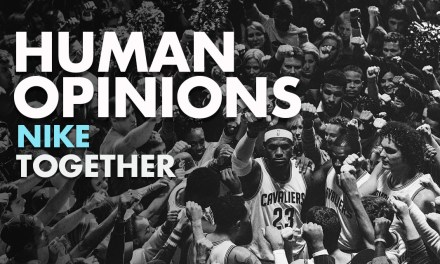 Human Opinions: Nike Together