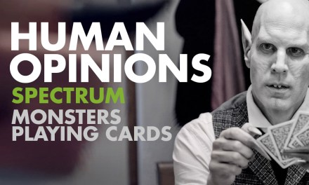 Human Opinions: Spectrum's Monsters