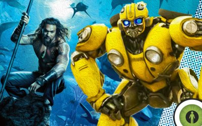 Aquaman vs. Bumblebee