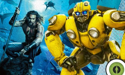 WATCH MOMA: Aquaman vs. Bumblebee