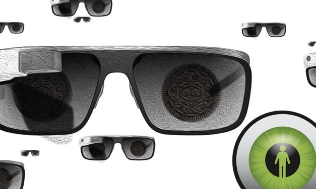 Episode 15: Watching Oreo Videos and Lexus Movies with Google Glasses