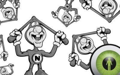 Episode 69: Finding The Noid / Favorite Animated Brand Characters
