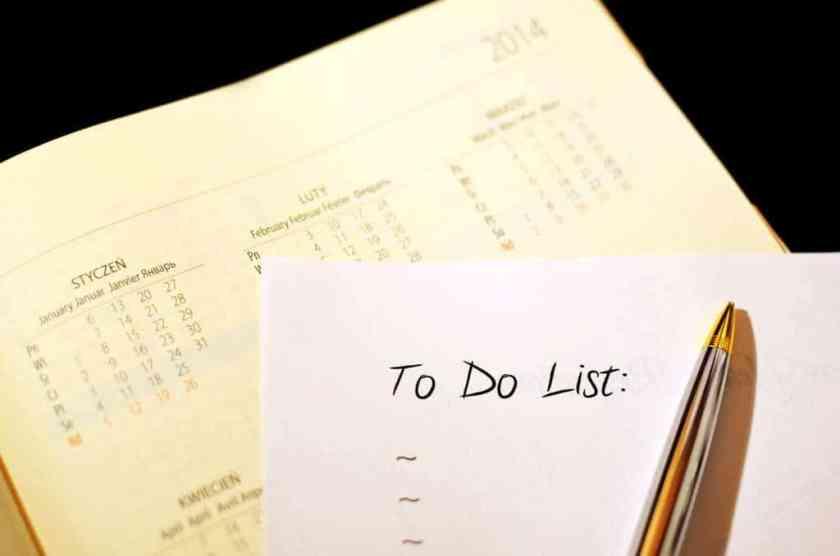 calendar checklist list 3243_result