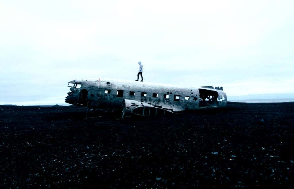 abandoned aircraft airplane 919606_result