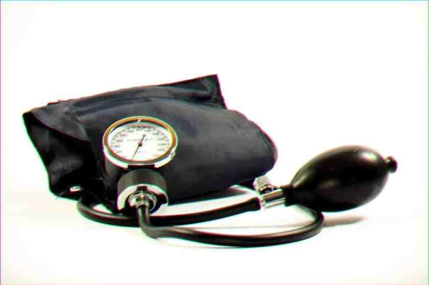 black blood pressure gauge blood pressure meter 33258_result