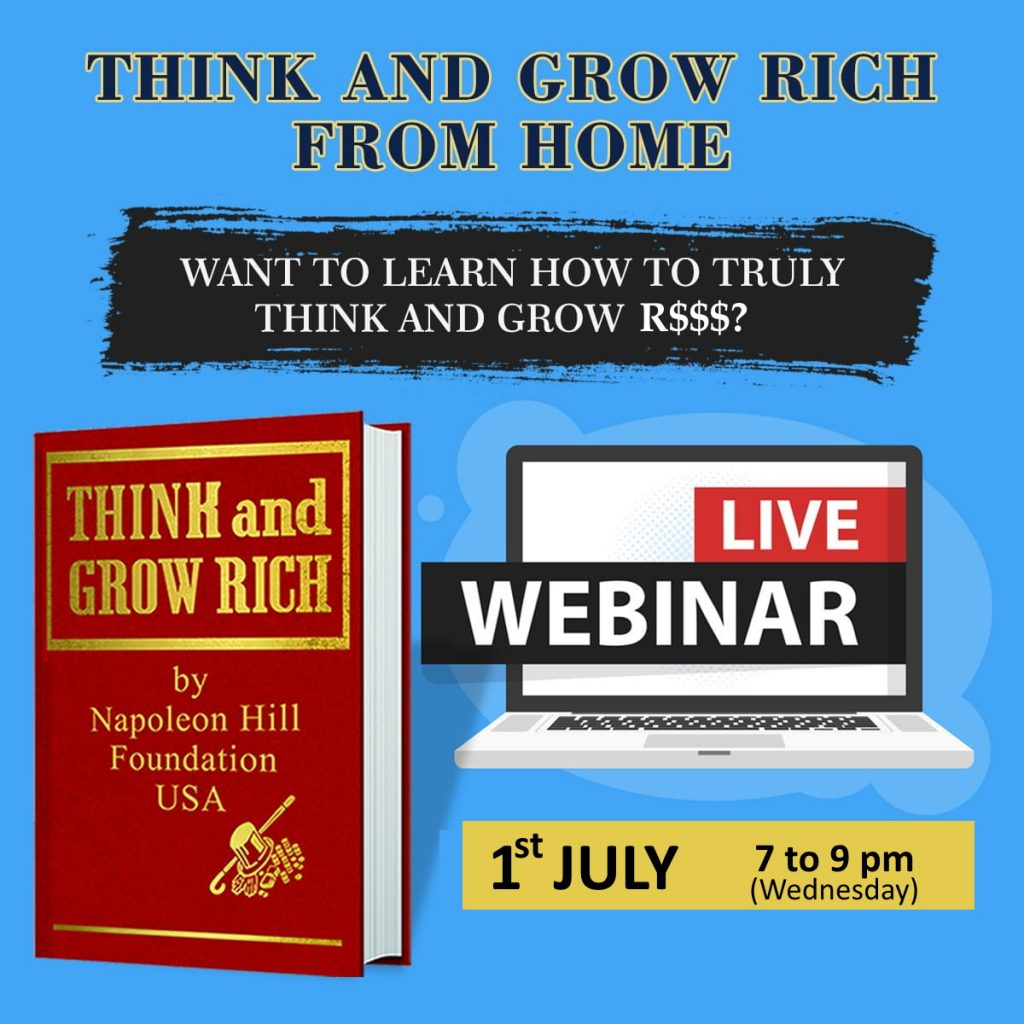 Think And Grow Rich Ultimate Goal Mastery
