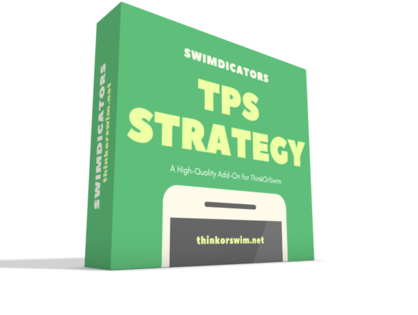 Connors TPS high probability ETF trading strategy for ThinkOrSwim box