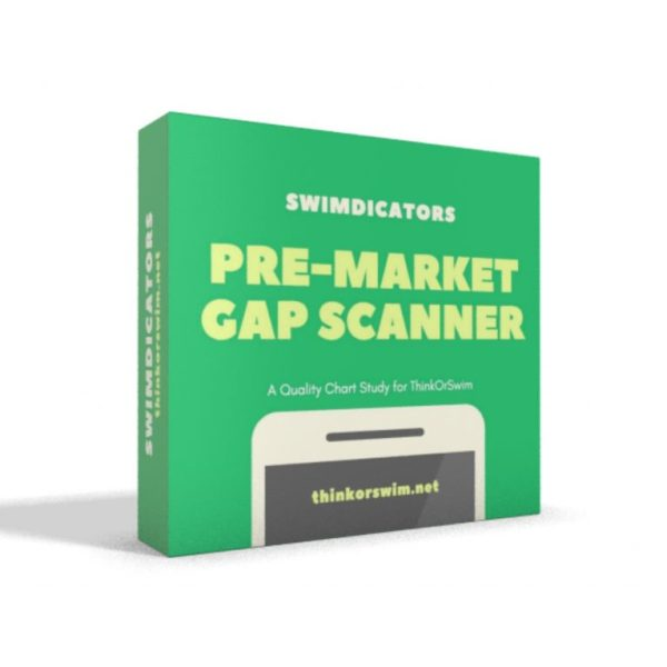 premarket movers gap scan for thinkorswim