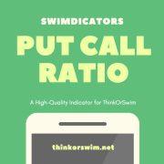put call ratio indicator for thinkorswim