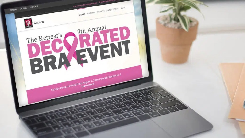 Goshen Health, ThinkPod Agency, Website Design, Digital Marketing