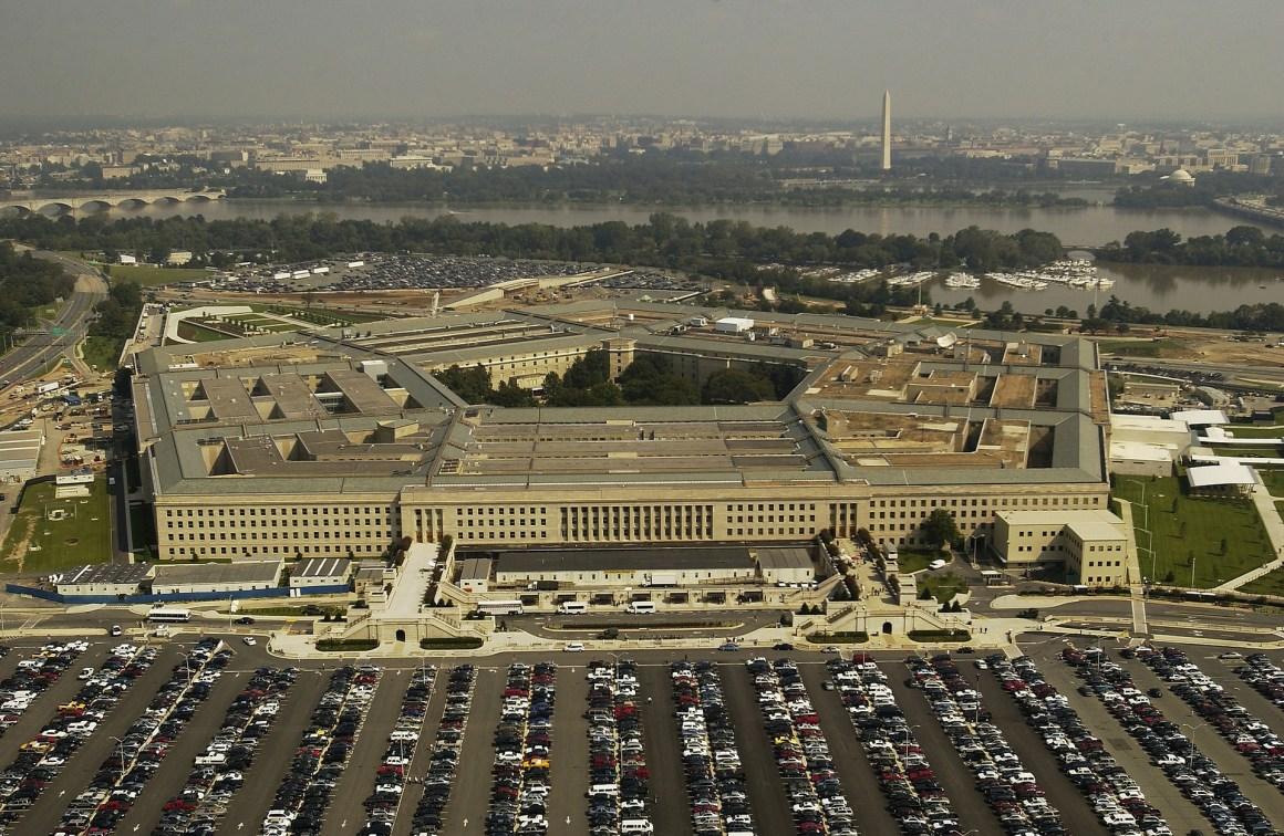 pentagon allows remote work indefinitely