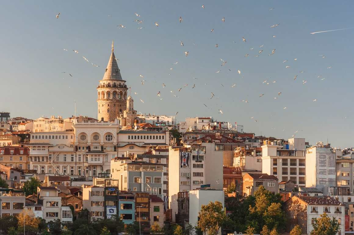 offices in Turkey with remote work rules